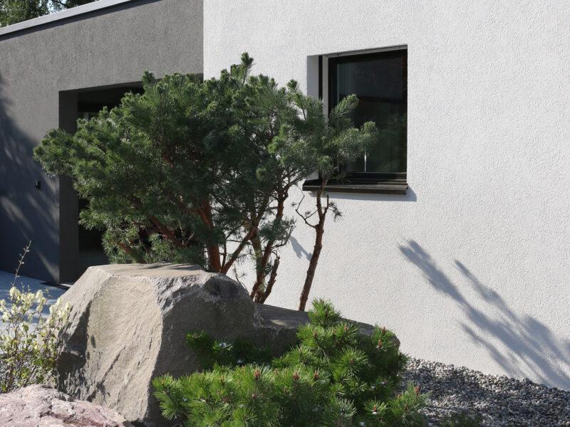 herrliberg, Farbkonzept, Fassade und Innenräume