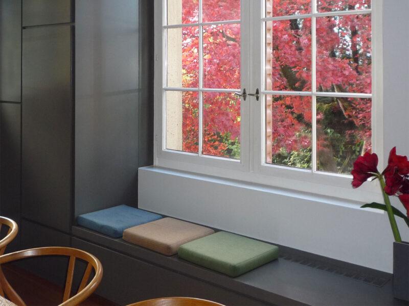 Farbkonzept, Wohnräume, Farbgestaltung